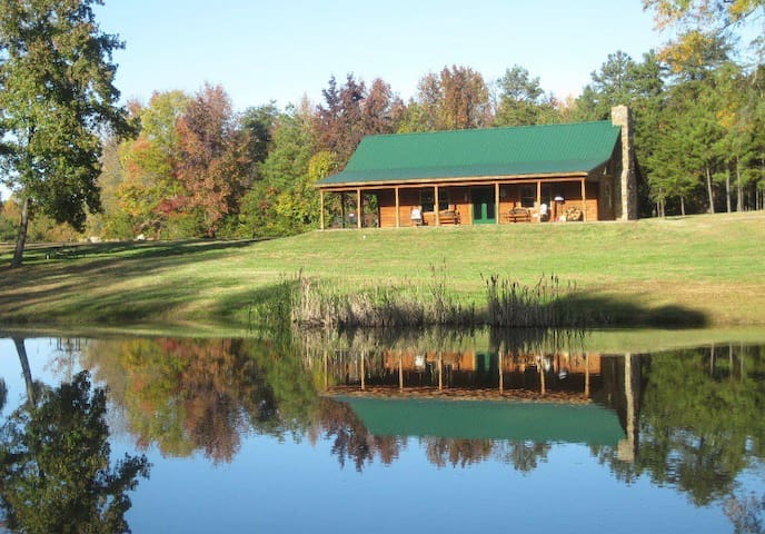 The Cabin at Hillside Farms