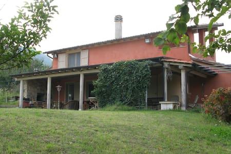 """Intera casa """"La casa degli amici"""" - Langhirano - House"""