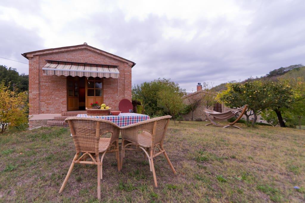 Vecchio molino case in affitto a arcevia marche italia for I piani rossi della casa del cottage