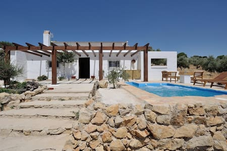 B&B on olive farm near Granada (1)
