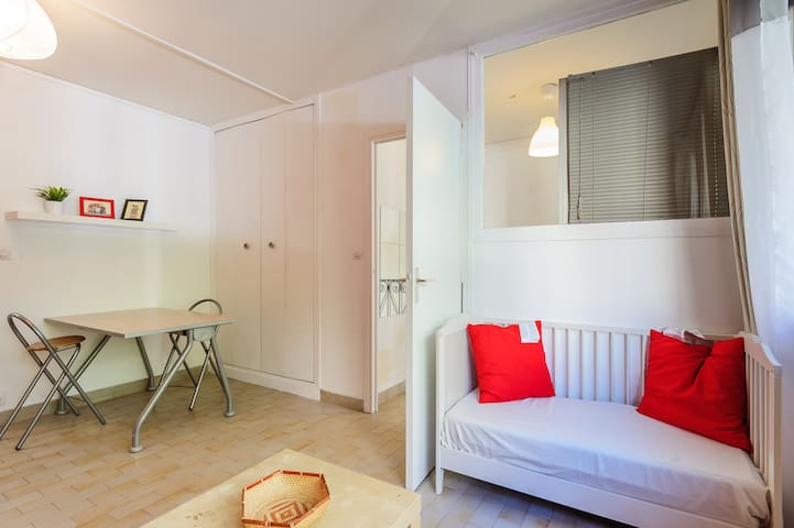 Nice studio in Part Dieu, perfect for students