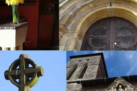 St Aidan's church holiday home - North Yorkshire - Diğer
