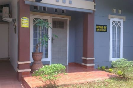 Lade Family Home BSD - close to ICE - Serpong - House