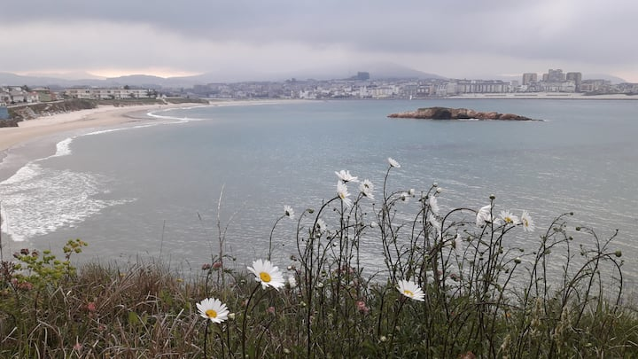 Barreiros,Altar Beach. Catedrales Beach for 5'