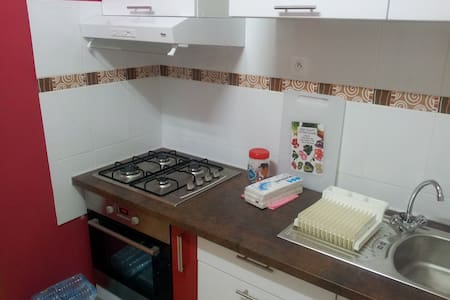 Appartement T2 Laury meublé et équipé à Cayenne