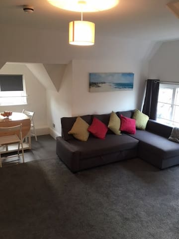Loft Apartment in Broadstairs, Kent
