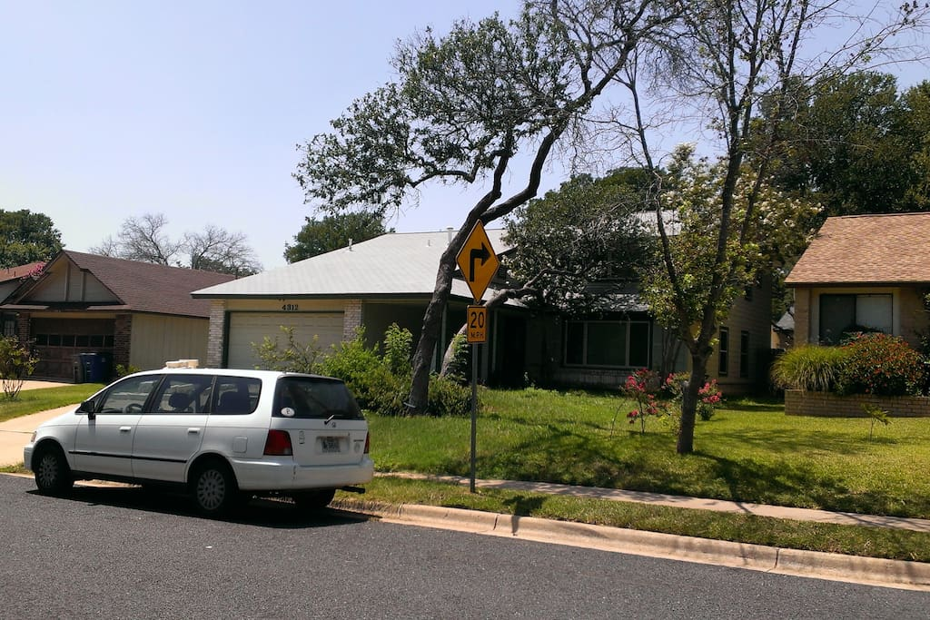 4-3 house in north Austin