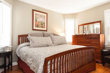 Luxury King Bedroom & Private Bath! - Gainesville - Dom