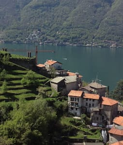 B&B Il MassoGrasso on Lake Como - Nesso - Bed & Breakfast