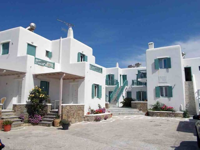Asteri Mykonos apartment for 2 - Ornos - Appartamento