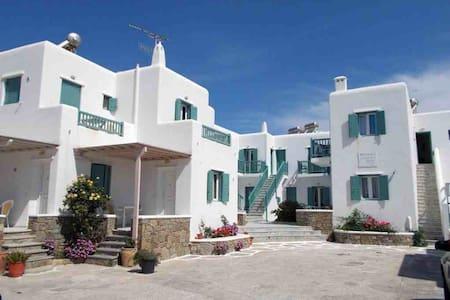 Asteri Mykonos apartment for 2 - Ornos - Wohnung