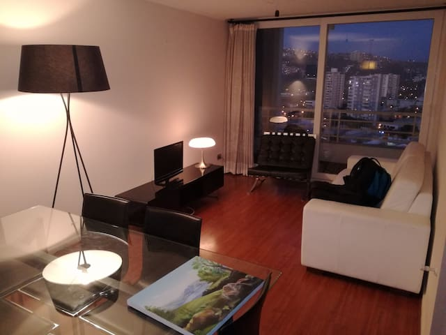 Full Apartment 2B2B in the downtown Viña del Mar