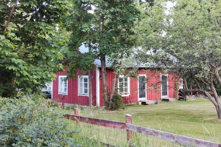 Cozy guesthouse in Leksvall