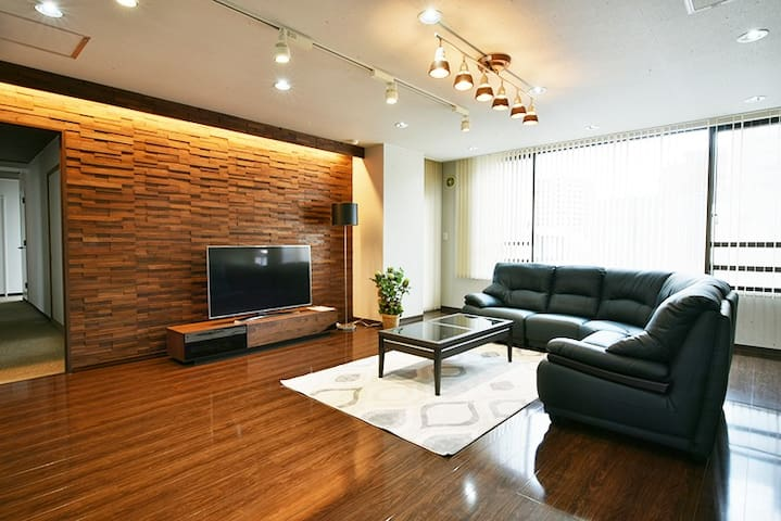 (0834)GORGEOUS HOUSE with free parking in Sapporo