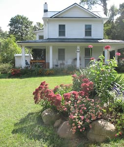 Nelson County Farmhouse - Roseland