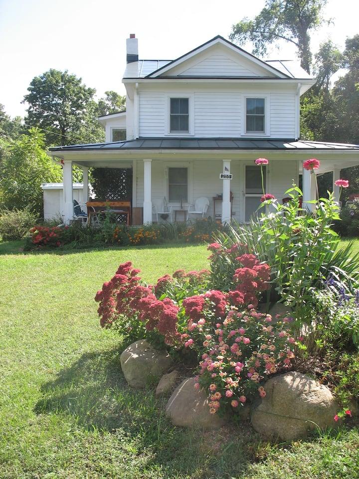 Nelson County Farmhouse