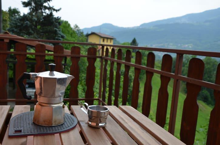 Ca'Manzoni - Berbenno - Casa