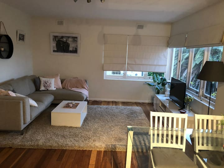 Beautiful apartment in Hunters Hill