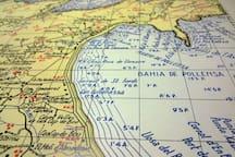 An ancient cartography