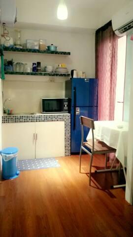 Cozy 2 br flat-Pancoran Riverside - South Jakarta - Apartment