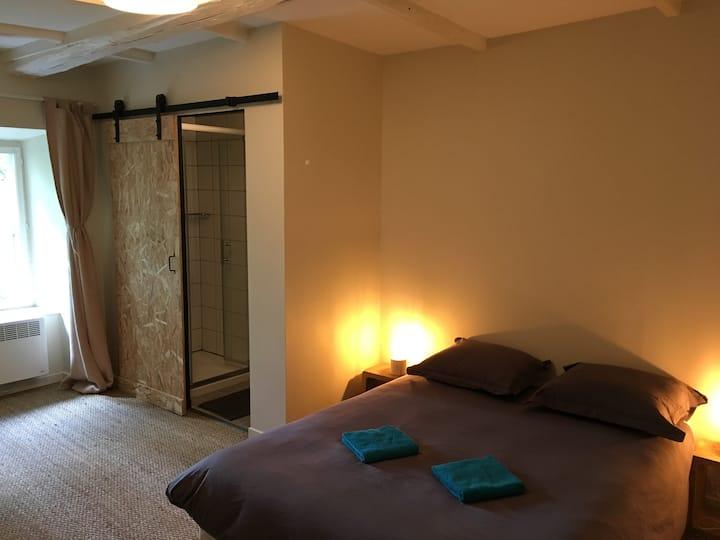 Chambre cosy & charme champêtre