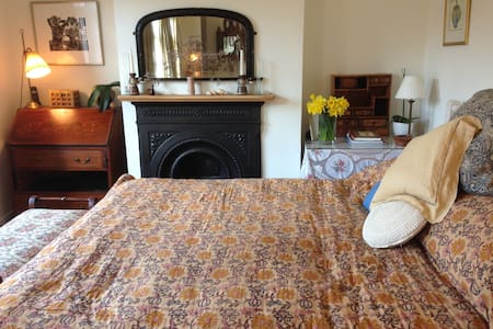 Cosy, tranquil double room near all amenities - Royal Tunbridge Wells