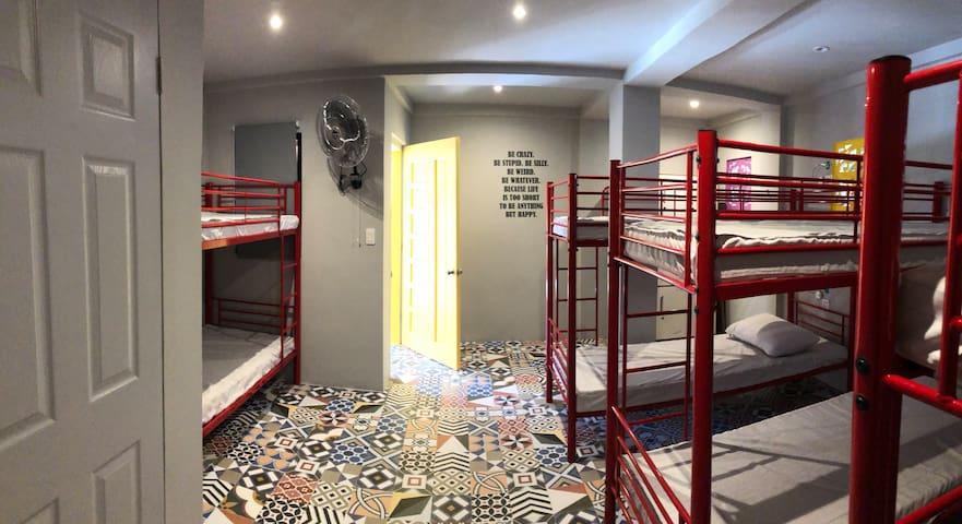 Oslob Way Shack Design Hostel 1 Bed - Fan Dorm