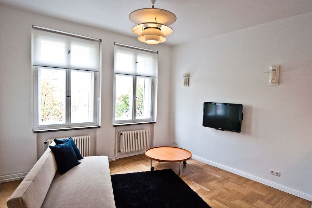 Elegant renovated apartment 72 m2