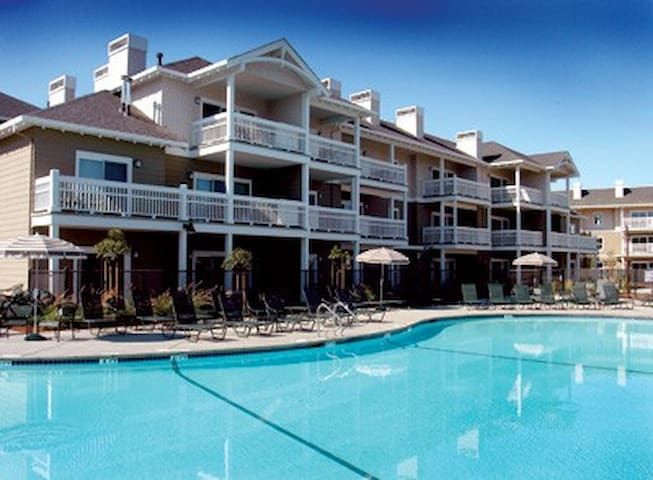 California (N)-Windsor Resort 1 Bdrm Condo #1 - Windsor - Kondominium