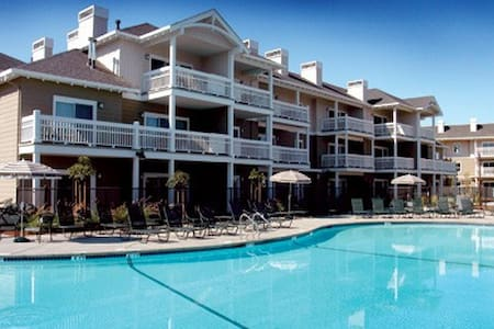 California (N)-Windsor Resort 1 Bdrm Condo #1 - Windsor