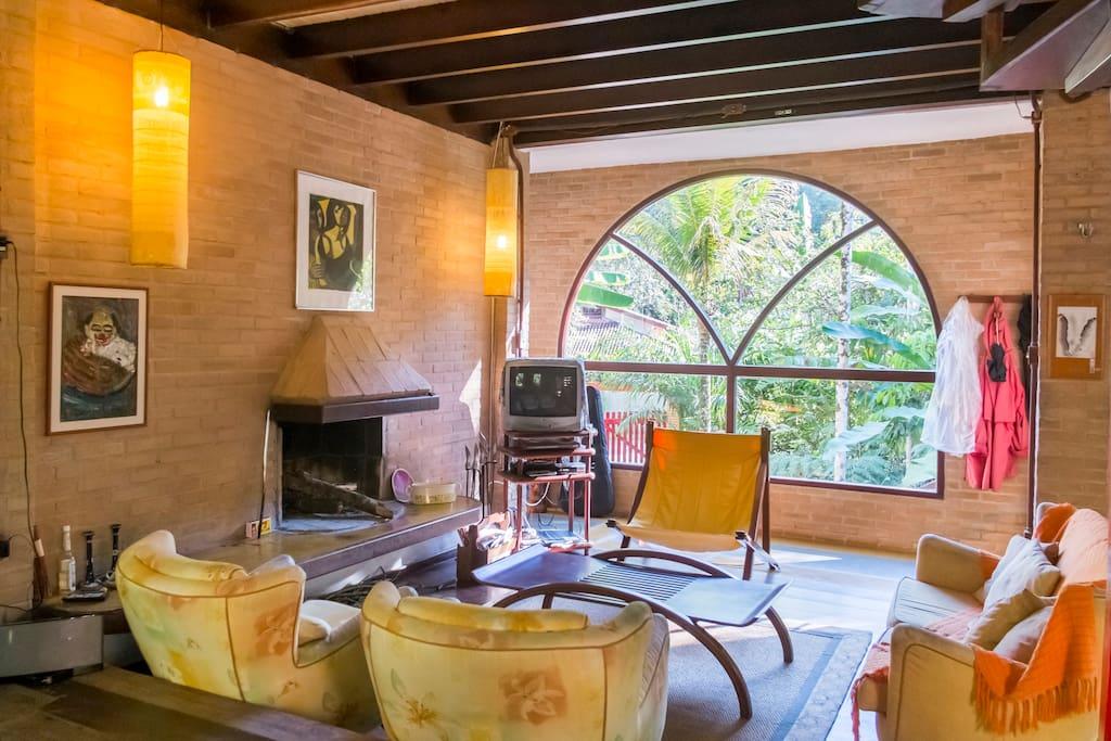 Sala, Living room