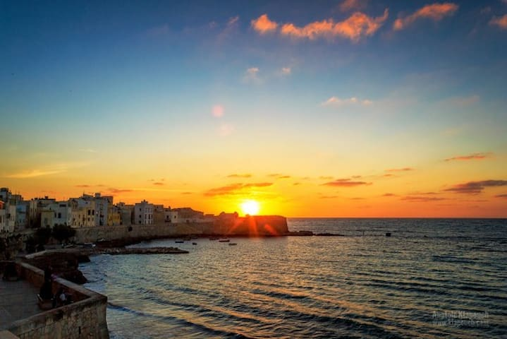 Seafront to Tyrrhenian sea - Trapani - Bed & Breakfast