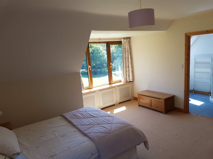 Private Bedroom, Country Lodge, Gorey, Co Wexford