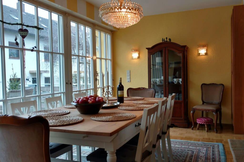 Casa maria freiburg maisons louer gundelfingen for Baden baden allemagne maison close
