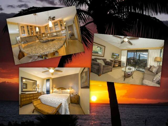 Affordable Luxury, steps to great beach in Kiehi