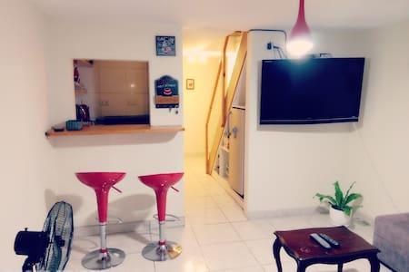 Acogedor apartamento en Miraflores