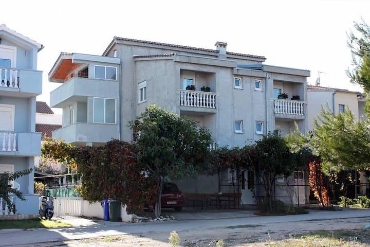 Two bedroom apartment with terrace and sea view Biograd na Moru, Biograd (A-859-c) - Биоград на Морю - Квартира