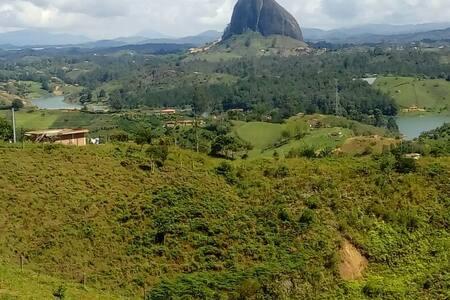 Finca o Cabaña- Guatapé /Peñol - Guatapé - ที่พักธรรมชาติ