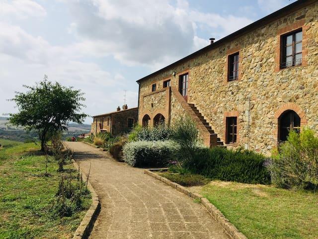 Casetta Tre Poderi - Campagna Toscana in Maremma