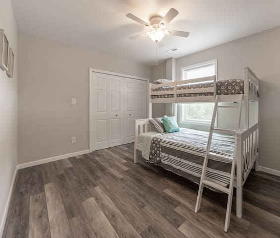 Lower Bunk Bedroom