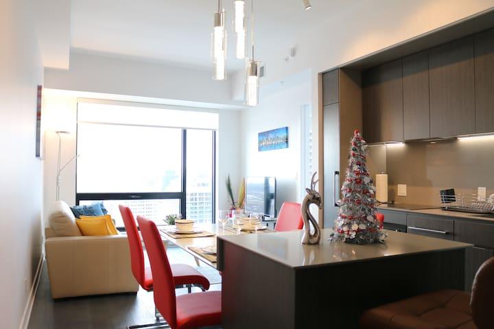 New Luxury Modern Apartment - Tour des Canadiens - Montréal - Apartment