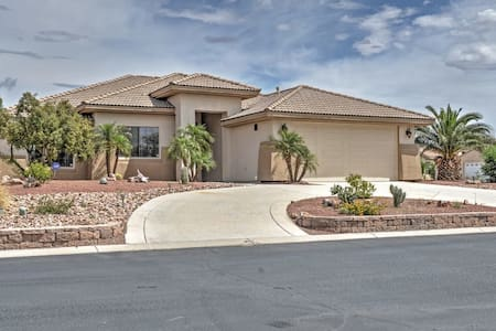 Exceptional 3BR Fort Mohave Lakefront House - Fort Mohave - Haus