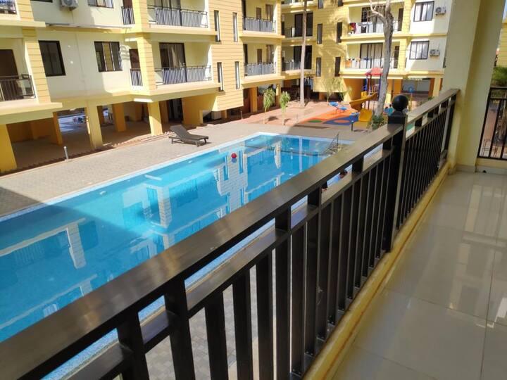 Apartment 2 Patnem-Palolem Beach Park