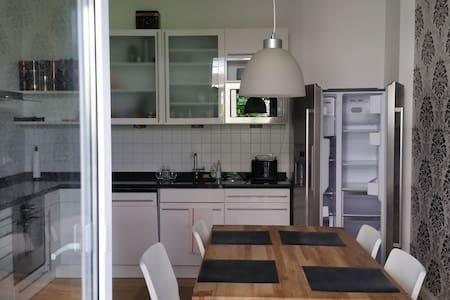 120sqm 4room apartment,two bedrooms,City Centre - Hannover