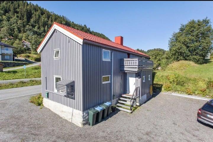 Huset ved sjøen
