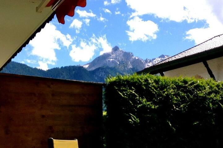 Ferienwohnung Alpenzeit