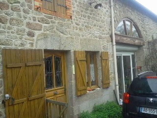maison tout confort - Jouillat - House