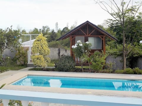 """Poolside Cottage at """"Tranquility Place"""""""