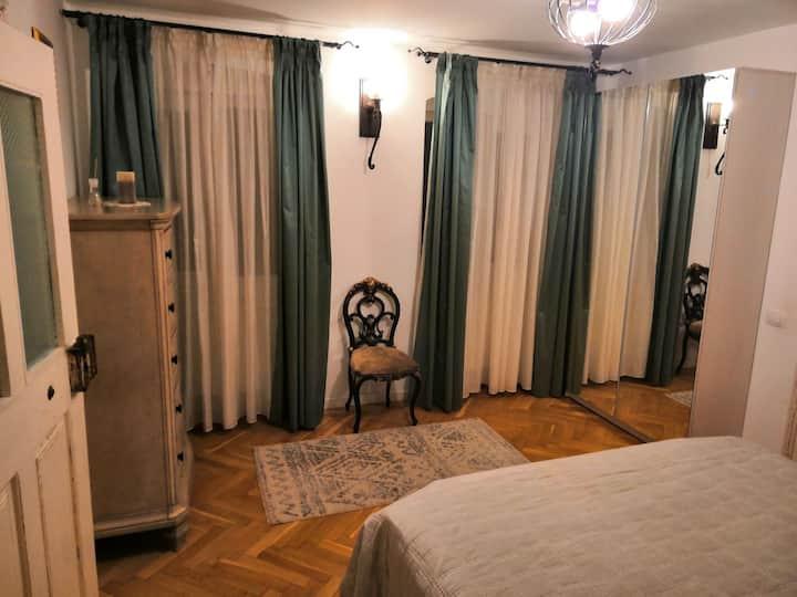 Lexy's apartment Cerbului