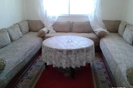Magnifique appartement en première - Rabat - Apartment